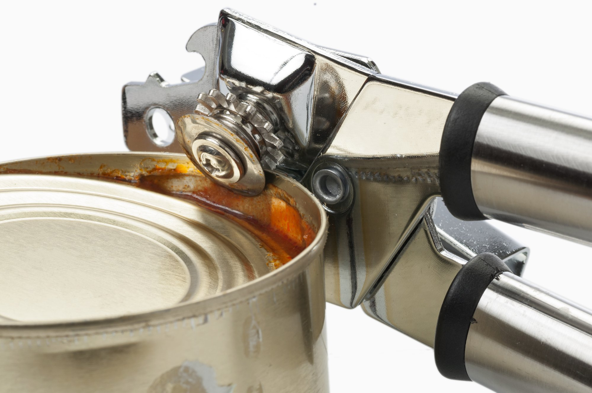 manual can opener (top cutter)