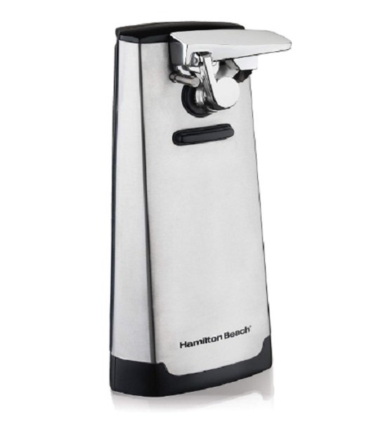 Hamilton Beach electric can opener for tall cans